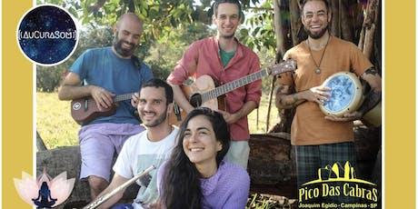 Espaço em Mim no Pico das Cabras - AuCuraSom, Yoga ingressos