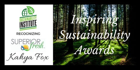 Inspiring Sustainability Awards - presented by the Sustainability Institute tickets