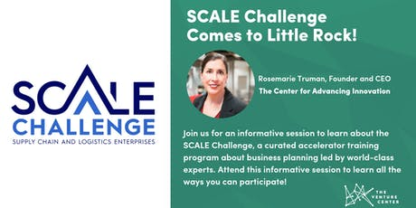 Scale Challenge Info Session w/ Founder + CEO, Rosemarie Truman tickets