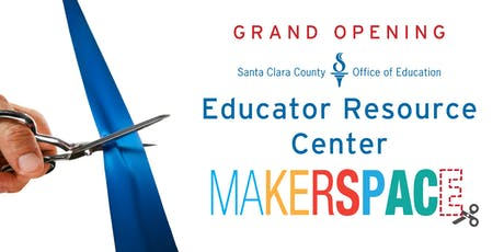 Ribbon Cutting - ERC and Makerspace Grand Opening tickets