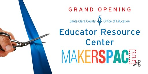Ribbon Cutting - ERC and Makerspace Grand Opening