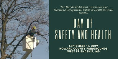 MAA and MOSH: Day of Safety and Health 2019