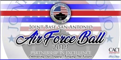 JBSA Air Force Ball 2019