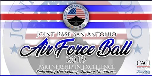 JBSA Air Force Ball 2019