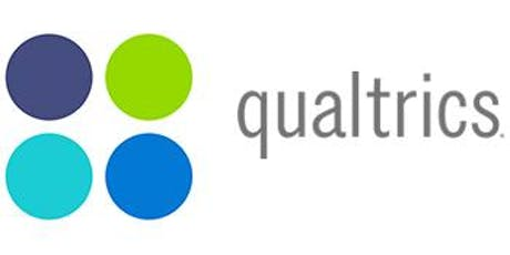 Qualtrics Training tickets
