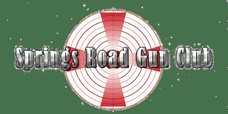 Advanced Handgun Course tickets