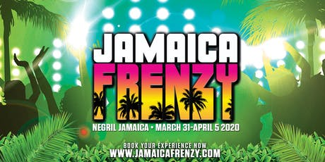 Jamaica Frenzy Events Only 5 Day Pass tickets