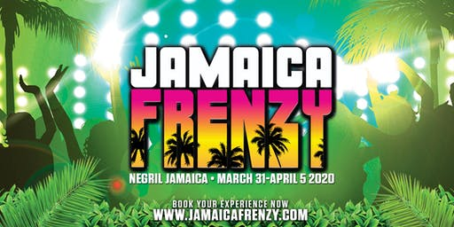 Jamaica Frenzy Events Only 5 Day Pass