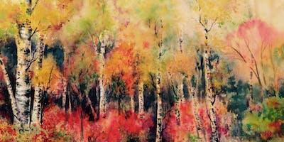 Watercolor Landscapes 2-Day Workshop