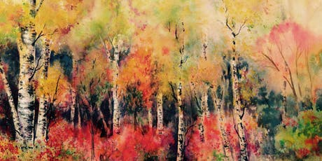 Watercolor Landscapes 2-Day Workshop tickets