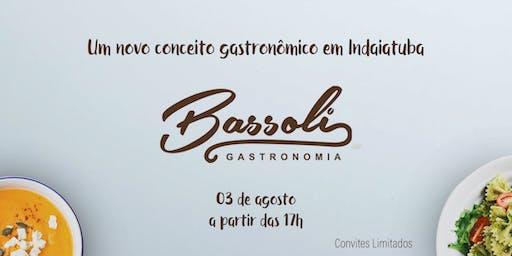 Lançamento - Bassoli Gastronomia