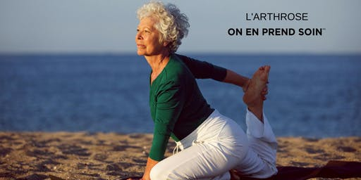 Démystifier l'arthrose - Kinatex Saint-Roch