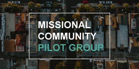 Missional Community Pilot Groups tickets
