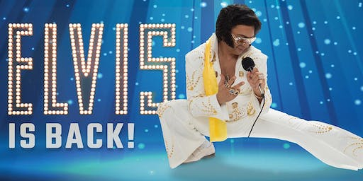"""Elvis is Back"" at the BB & K Night Club!"
