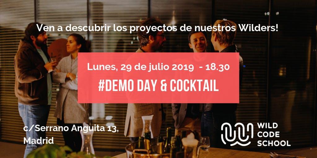 Demo Day - Fin de la promoción y networking