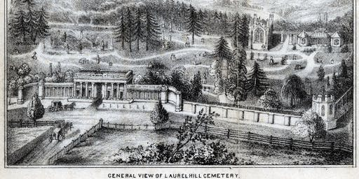 Designing for the Dead Tour of Laurel Hill Cemetery