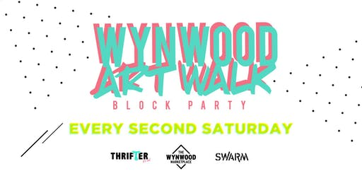 Wynwood Art Walk Block Party - Presented By EFFEN Vodka