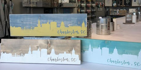Plank Wood Sign Workshop with AR Workshop at Burtons Grill tickets