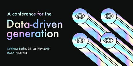 Data Natives 2019 Tickets
