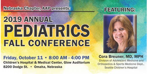 Nebraska AAP Fall Pediatrics Conference 2019