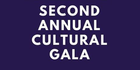 Second Annual Cultural Gala tickets