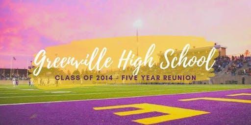 Class of 2014 - 5 Year Class Reunion