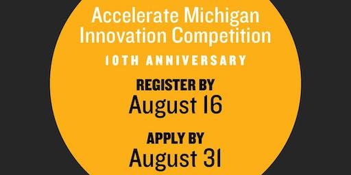 Accelerate Michigan Lunch & Learn