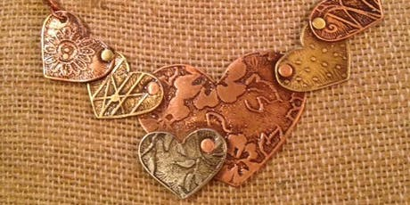 Copper Etching Workshop – with Kimber Simmons tickets