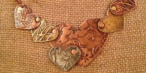 Copper Etching Workshop – with Kimber Simmons