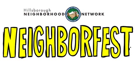 HNN Neighborfest 2019 tickets