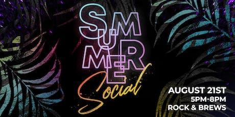 Summer Social 2019 tickets