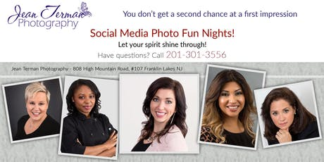 August 20th Social Media Photo Event tickets