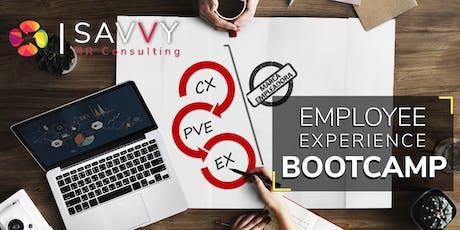 Employee Experience Bootcamp 2019 entradas