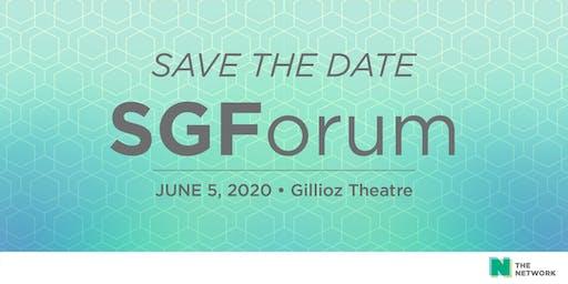 SGForum 2020