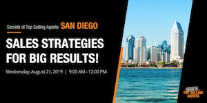 Secrets of Top Selling Agents San Diego
