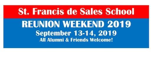 SFS Reunion Weekend 2019