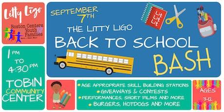 The Litty Ligo Back To School Bash tickets