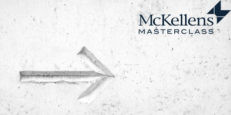 McKellens Masterclass £2 Million Summit  tickets