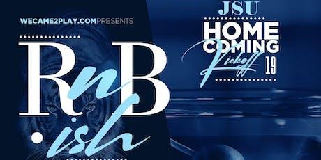 RnB-ISH Homecoming Kickoff All R&B Party tickets
