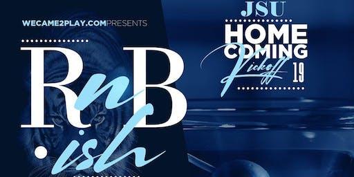 RnB-ISH Homecoming Kickoff All R&B Party