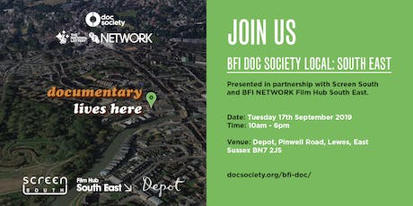 BFI Doc Society Local: South East  tickets