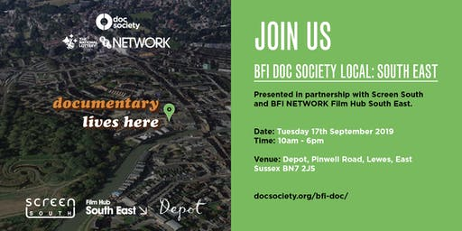 BFI Doc Society Local: South East