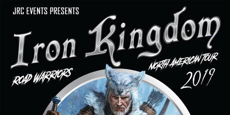 Iron Kingdom tickets