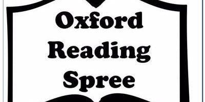 Oxford Reading Spree -Autumn 2019