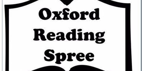Oxford Reading Spree -Autumn 2019 tickets