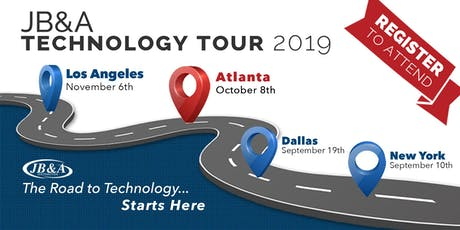 JB&A Technology Tour 2019 | Atlanta tickets