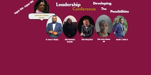 """""""Developing The Possibilities""""  Leadership Confernce"""