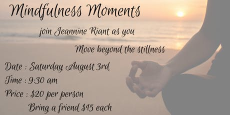 Mindfulness Moments tickets