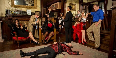 Murder Mystery Dinner Theater in Chicago Ridge tickets