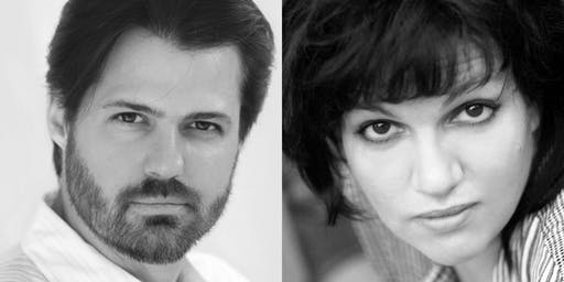 Kirk Eichelberger & Simona Snitkovskaya